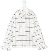 Il Gufo ruffle detail shirt - kids - Cotton - 2 yrs