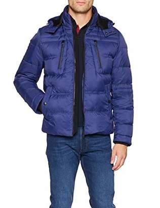Daniel Hechter Men's Blouson Jacket, (Blue 660), X-Small