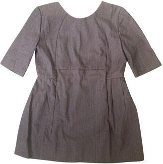 Marni Brown Wool Tops