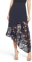 Cooper St Women's Botanic Bloom Lace Asymmetric Skirt