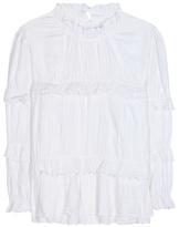 Etoile Isabel Marant Isabel Marant, Étoile Daniela linen blouse