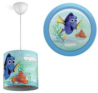 Philips Disney Pixar Finding Dory Battery LED Wall Night Light and Hanging Light