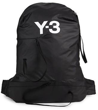 Adidas By Yohji Yamamoto Side-Zip Backpack