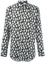 Saint Laurent star print shirt - men - Viscose - 42