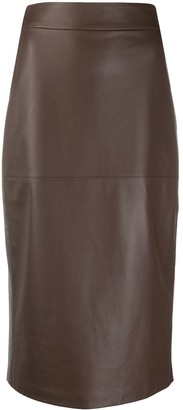 Fabiana Filippi Slim-Fit Pencil Skirt