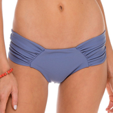 Luli Fama Scrunch Panty Ruched Back In Blue moon (L176346)