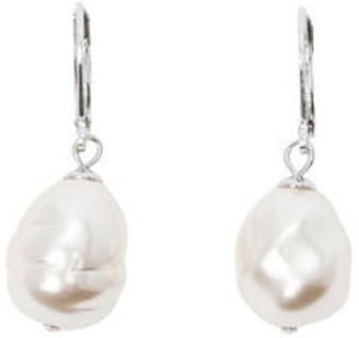 Barcs F731PE-IVO Pearl Earrings