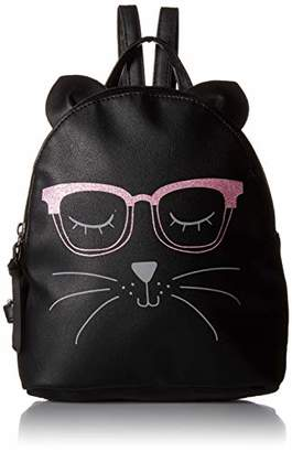 T-Shirt & Jeans Womens Cat Nap Backpack