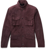 Thom Sweeney - Suede Field Jacket