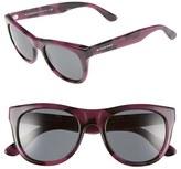 Burberry Women's 52Mm Sunglasses - Amber