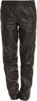 A.L.C. 100% Lamb Leather Public Trousers