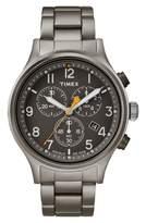 Timex R) Allied Chronograph Bracelet Watch, 42mm