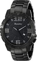 Roots Men's 1R-LF602BA0 South Tea Analog Display Japanese Quartz Watch