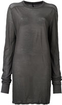 Rick Owens oversized T-shirt - women - Cotton - S
