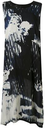 Y's Tie Dye Print Dress
