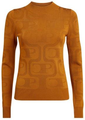 Claudie Pierlot Monogram Sweater