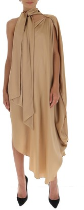 MM6 MAISON MARGIELA Asymmetric Draped Dress