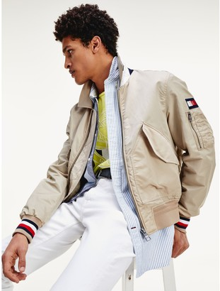Tommy Hilfiger TH Flex Icon Bomber Jacket