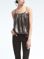 Banana Republic Heritage Rouched Neck Cami