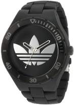 adidas ADH2643 Melbourne Men's Black Nylon Bracelet With 50mm Analog Watch NIB