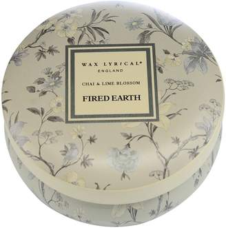 Sophie Conran For Portmeirion Fired Earth Chai and Lime Blossom Boutique Candle