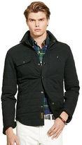 Polo Ralph Lauren Cotton-Blend Shirt Jacket