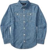 Ralph Lauren Cotton Chambray Shirt