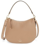 Kate Spade Jackson Street Small Mylie Leather Hobo - White