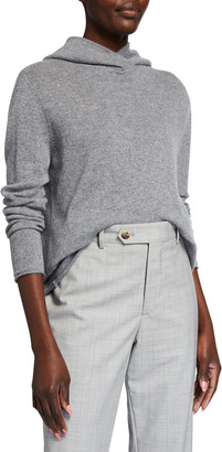 Tse For Neiman Marcus Cashmere Pullover Hoodie
