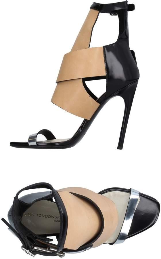 Alain Tondowski Sandals - Item 11226747