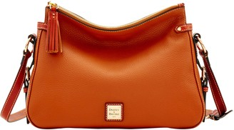 Dooney & Bourke Pebble Grain Scarlett Crossbody