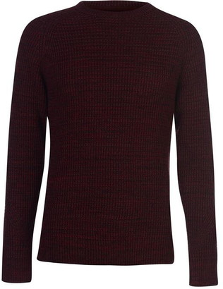 Criminal Criminal Larvik Text Knitted Jumper Mens