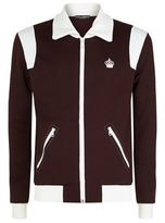 Dolce & Gabbana Two-tone Zip Knit Jacket