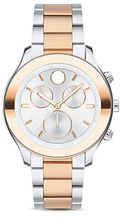 Movado Bold Sport Two-Tone Chronograph, 39mm
