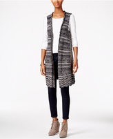 Style&Co. Style & Co. Boucle Sweater Vest, Only at Macy's