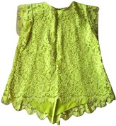 Alexis Green Lace Top for Women