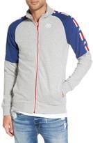 Kappa Men's Zimsa Fleece Track Jacket