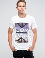Celio T-shirt With Graphic Print