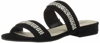 Kenneth Cole New York Women's Viola Jeweled Flat Sandal