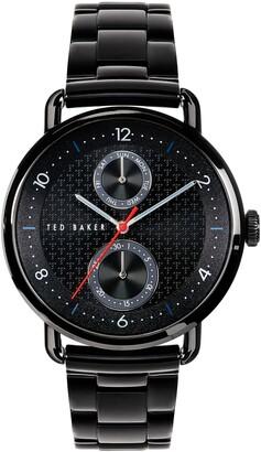 Ted Baker Brixam Multifunction Bracelet Watch, 42mm