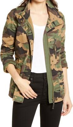Madewell Dispatch Camo Jacket