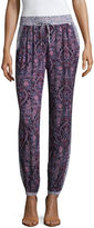 U.S. Polo Assn. Floral Pull-On Joggers-Juniors