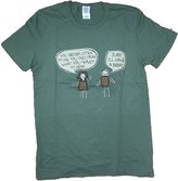 Humör You Never Listen To Me Sure I'll Have A Beer Graphic T-Shirt
