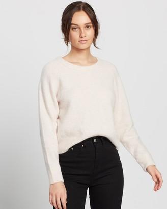 Samsoe & Samsoe Nor O-Neck Short Sweater