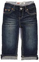 Levi's 6-24 Months Murphy Pull-On Denim Pants