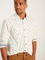 White Stuff Flip flop print shirt