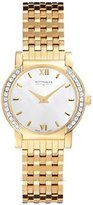 Wittnauer Women's Orphum MOP Dial Diamond Bezel Finish Swiss Made
