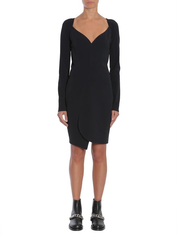 Givenchy Long Sleeve Dress