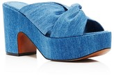 Robert Clergerie Esther Platform Slide Sandals
