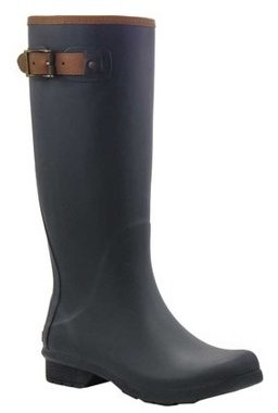 Chooka Women's City Solid Tall Waterproof Rain Boot